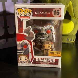 NIB Funko Pop Krampus
